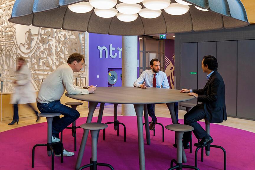 Workshop of Wonders, Interieur, NTR