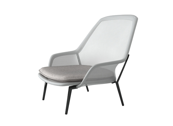 vitra slow chair brokx projectinrichting. Black Bedroom Furniture Sets. Home Design Ideas
