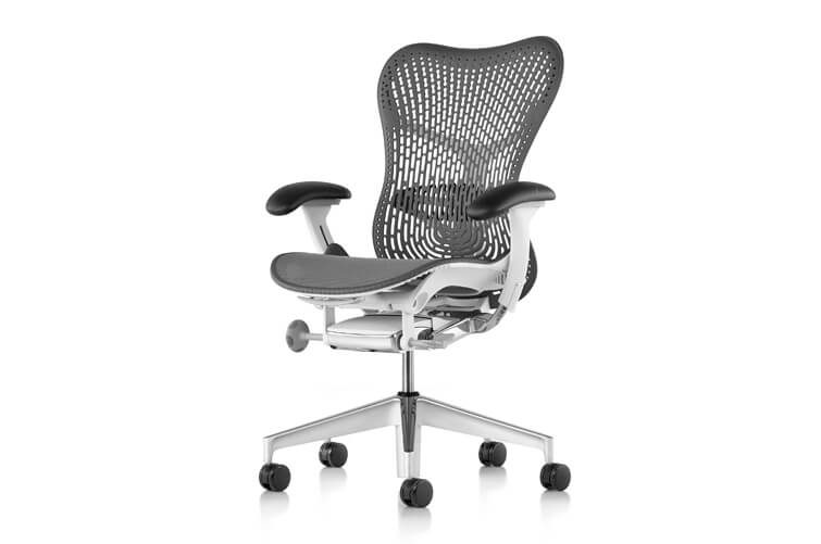 Herman Miller Mirra 2 [01] Brokx projectinrichting